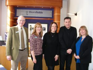 thursfields Solicitors host the Charity Commissioner