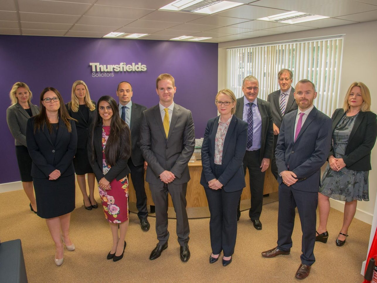 THursfields Solihull Office Staff