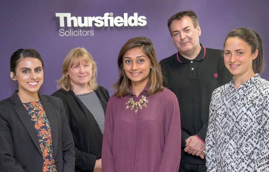 Thursfields hosts Charity Commission at Solihull office