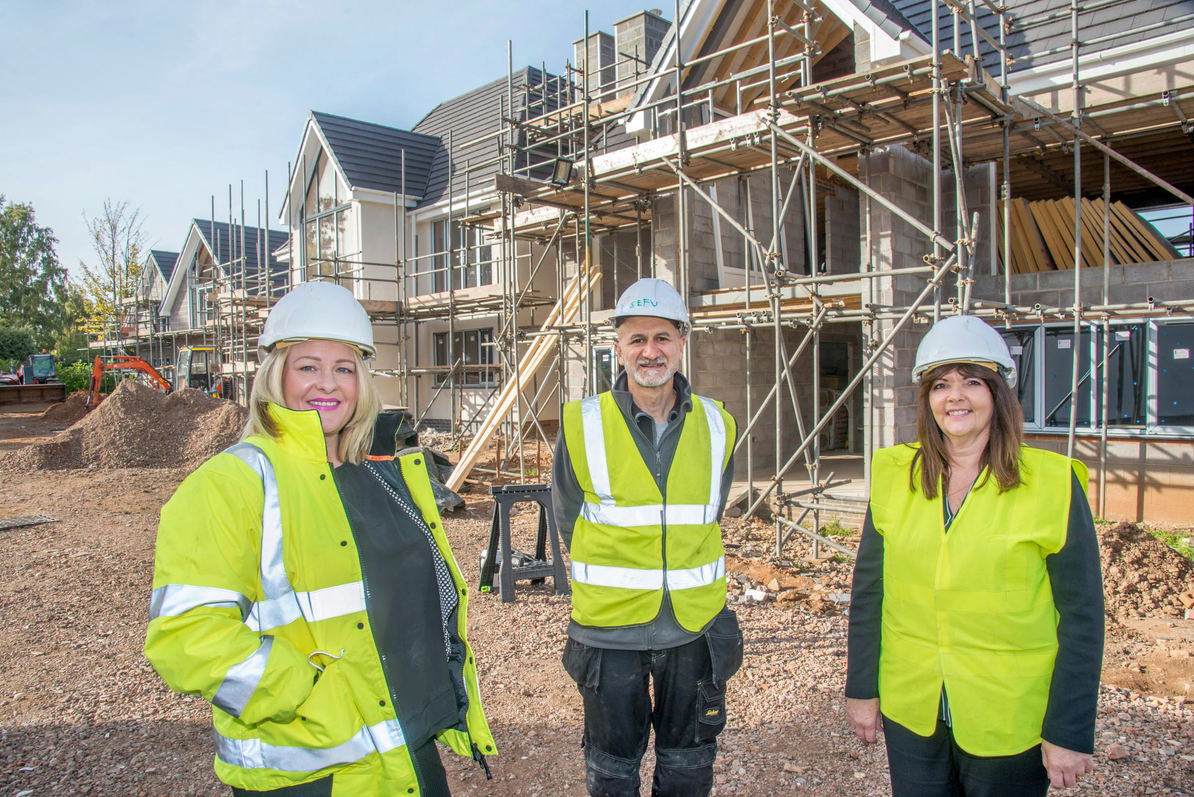 Thursfields launches New Homes