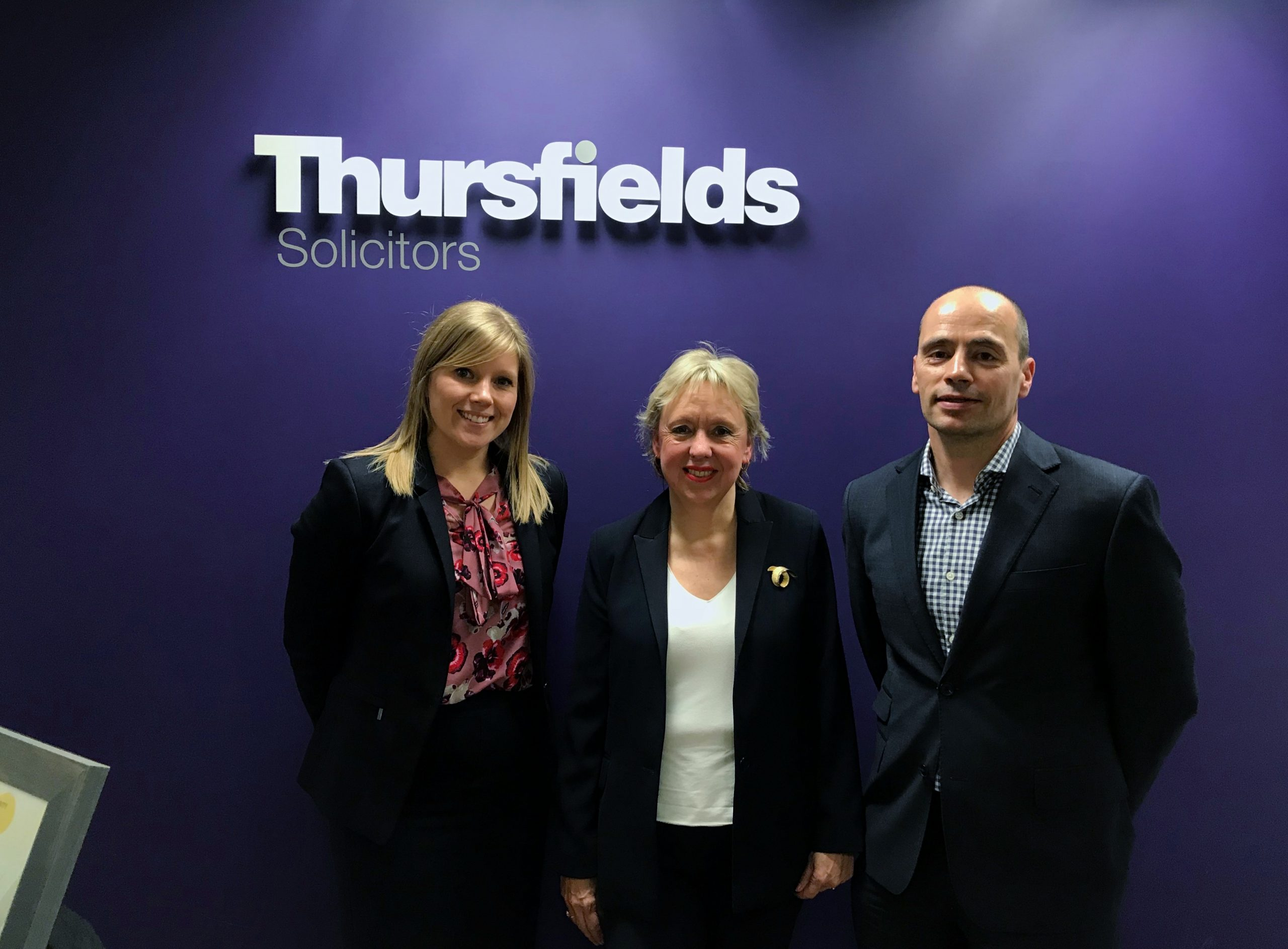 Thursfields Solicitors 3 x solicitors