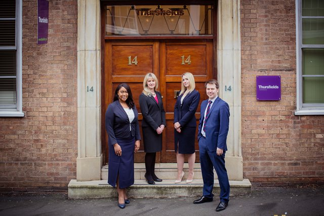 Employment Team 2018 2 Jade Linton Michelle O'Hara Lisa Kemp James Monk WEB