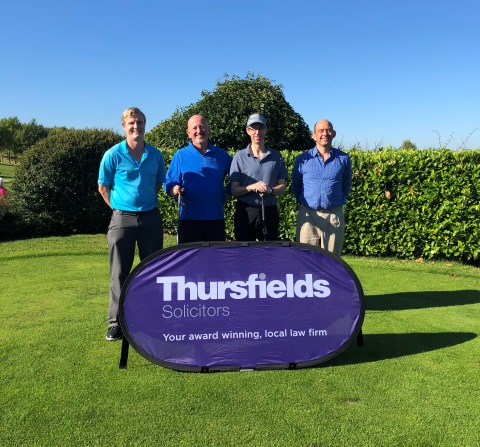 Thursfields - CharityGolfDay Winners