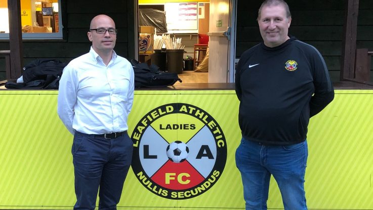 Thursfields and Leafield Athletic