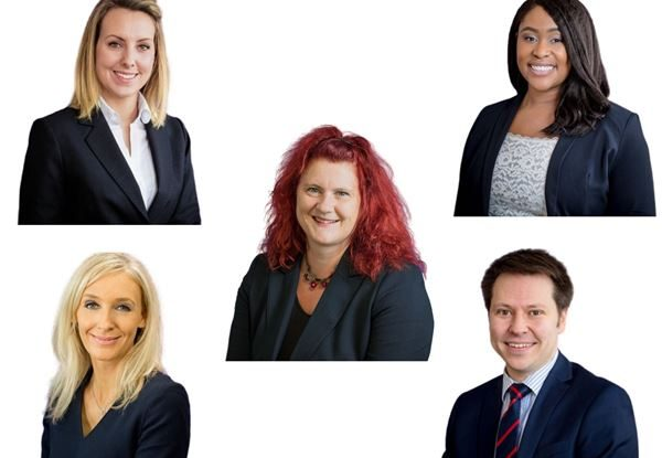 Employment Law Team 2020